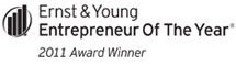 Ernst and Young Entreprenuer of the Year 2011